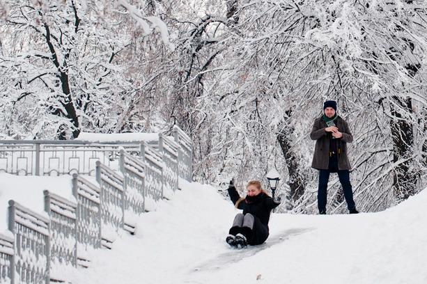 Настроение декабря - Страница 2 Winter