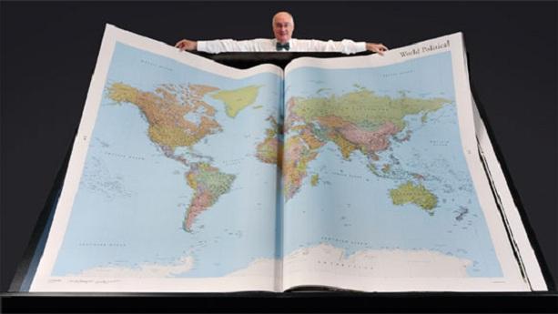 Книга рекордов Гиннеса 2011, 2012, 2013 - Страница 4 Atlas