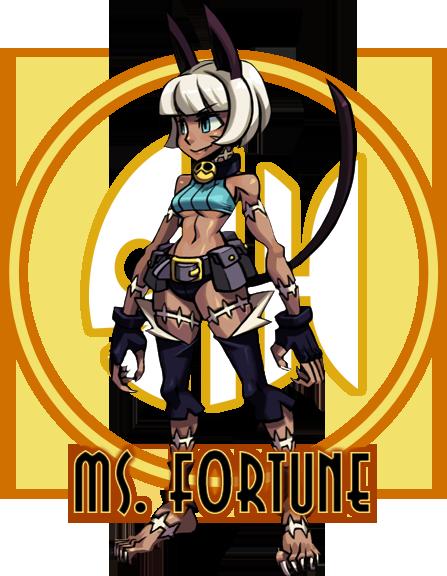 [Multi] Skullgirls Msfortune