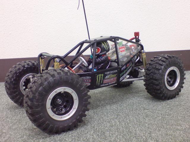 MOON Buggy Rock Crawler 1/8 [Photos] 1221707750