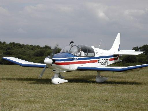 La Gamme Dr400 de Robin Aviation DR300%2001