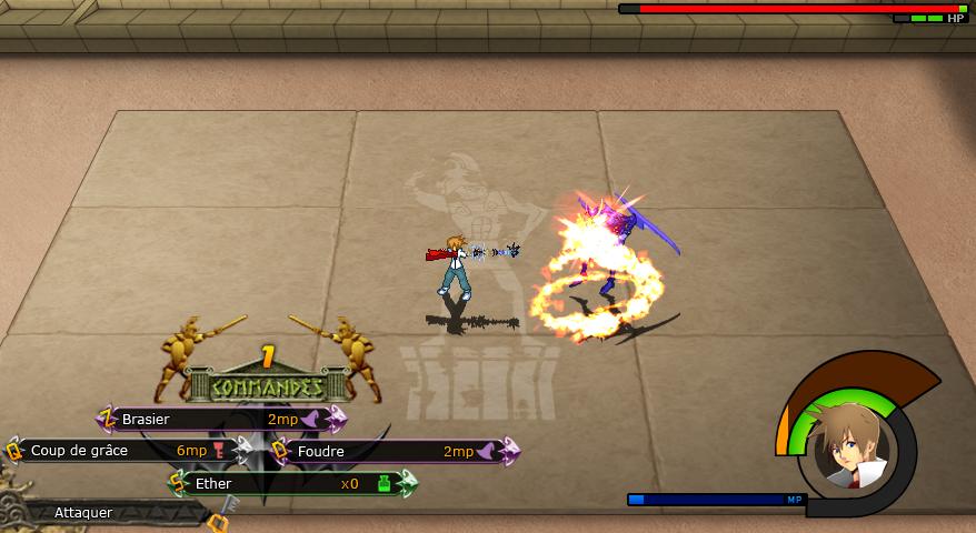 Kingdom Hearts Rebirth 2 11