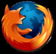 شرح تغيير ستايل الفايس بوك بالصور – Mozilla FireFox 180px-64px-Firefox_New_Logo
