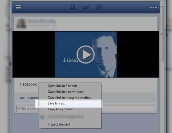 كيف تحمل مقاطع الفيديو من الفيس بوك بسهولة Download-facebook-videos-free-saving-to-computer