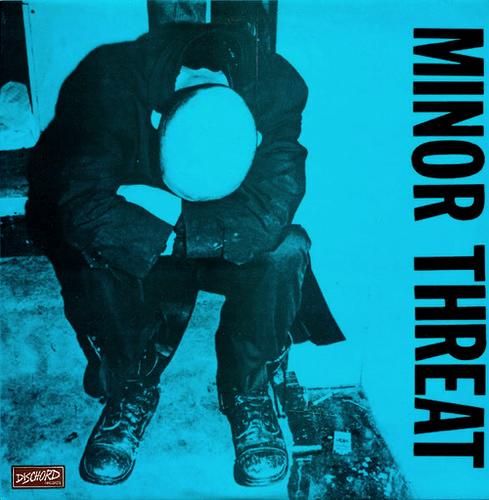 Hienoimmat levyn kannet Minor_threat_cover_blue