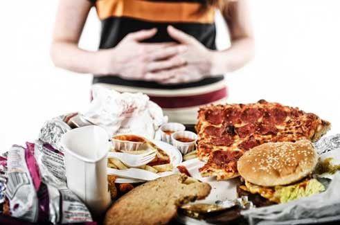 Как похудеть с помощью психологии? Overeating