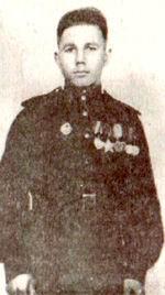 Григорий Булатов - рядовой разведки, первым водрузивший знамя на Рейхстаге Fito