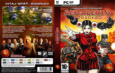 Command & Conquer: Red Alert 3 - Uprising (2009) Cc-red-alert-3-uprising-pc-cover