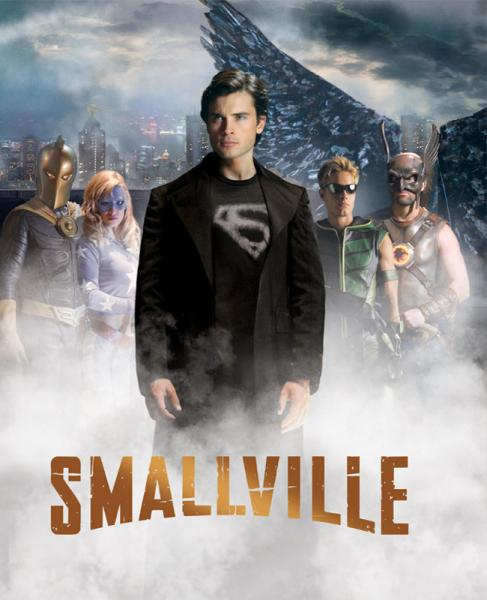 مسلسل SmallVille كامل 10 اجزاء 225 حلقة بجودة DVD مترجم على اكثر من سيرفر عرب نكست  Smallville_saison10_absolutejustice_poster_03