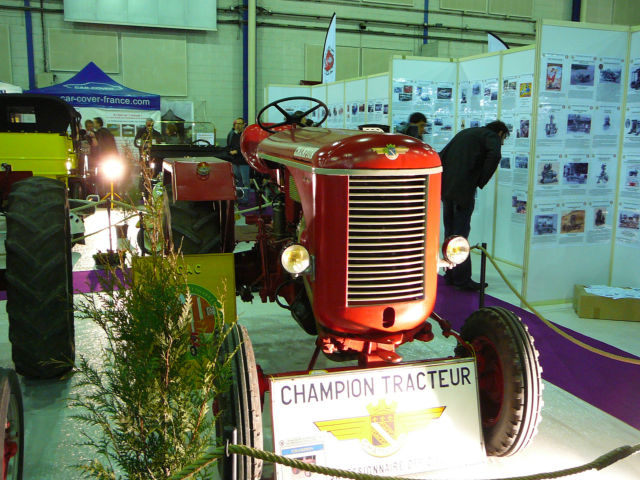 25ème Salon Champenois à Reims Oqxf13