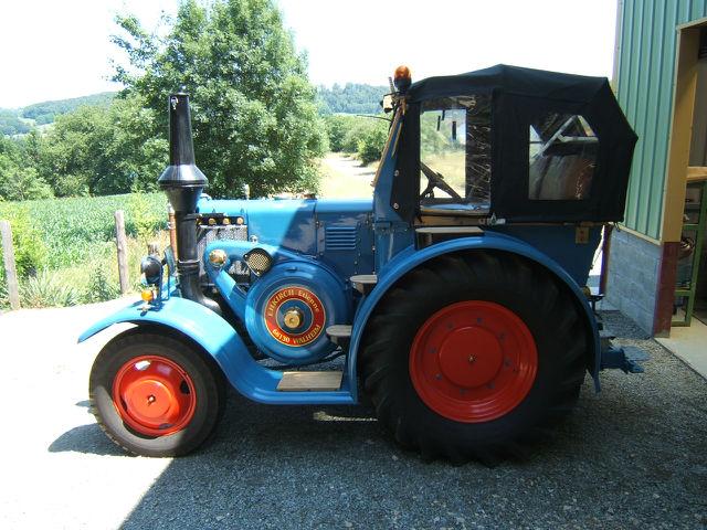 Tracteur HURLIMANN Etg1w1