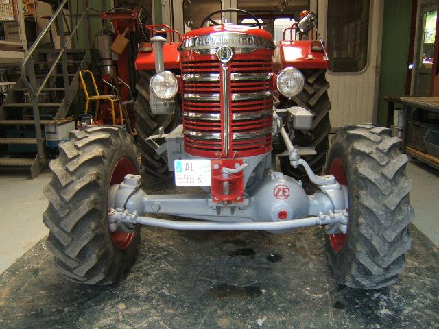 Tracteur HURLIMANN L3h9cx
