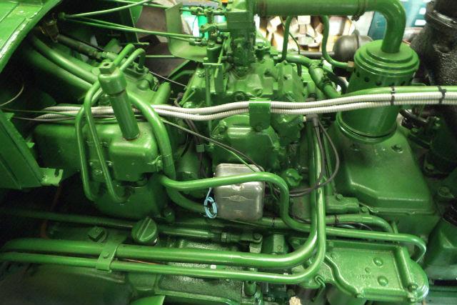 Power Steering john deere 820 O0vbmf