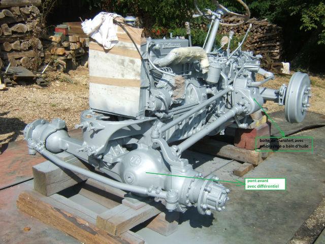 Tracteur HURLIMANN Qq04m7