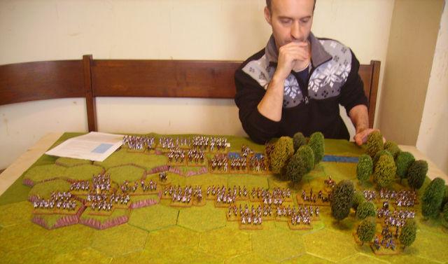 bataille de Vimeiro 1808 avec la règle Tactique 06xtiw