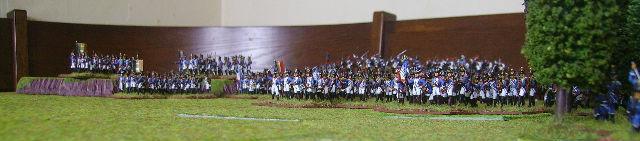 bataille de Vimeiro 1808 avec la règle Tactique 5ie9t1