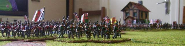 bataille de Vimeiro 1808 avec la règle Tactique 99ahgd