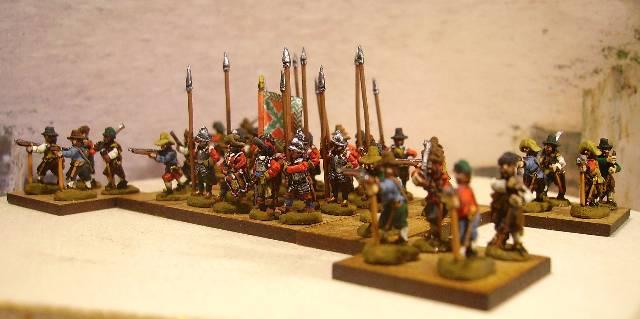 La guerre de trente ans en 10mm, Rocroi 1643 9sfp8i
