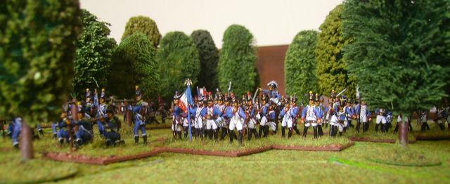 bataille de Vimeiro 1808 avec la règle Tactique P74b77