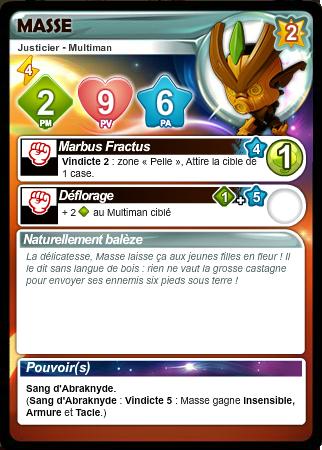 Liste des cartes Français/Anglais/Allemand/Espagnol - Card List French/English/German/Spanish 165gs2