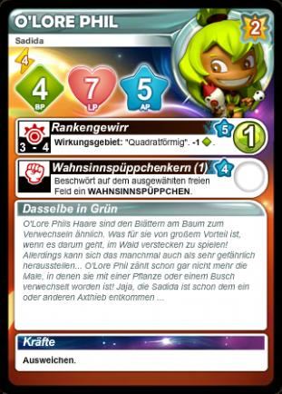 Liste des cartes Français/Anglais/Allemand/Espagnol - Card List French/English/German/Spanish 3bdofz