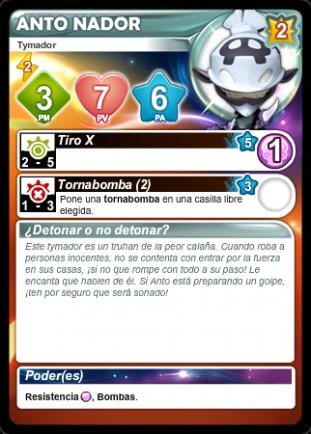 Liste des cartes Français/Anglais/Allemand/Espagnol - Card List French/English/German/Spanish 40192x