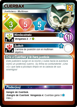 Liste des cartes Français/Anglais/Allemand/Espagnol - Card List French/English/German/Spanish 92pzq5
