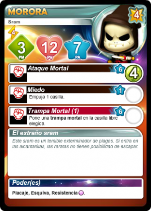 Liste des cartes Français/Anglais/Allemand/Espagnol - Card List French/English/German/Spanish B24auq