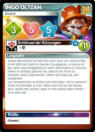 Liste des cartes Français/Anglais/Allemand/Espagnol - Card List French/English/German/Spanish F0862m
