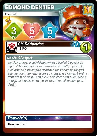 Liste des cartes Français/Anglais/Allemand/Espagnol - Card List French/English/German/Spanish Gjruwa