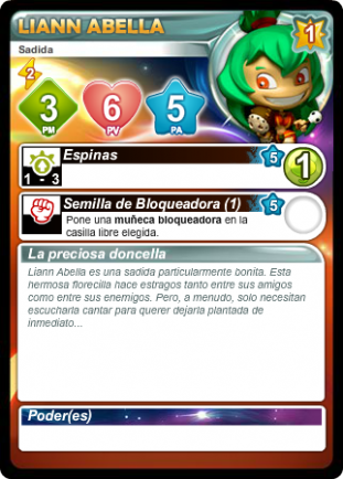 Liste des cartes Français/Anglais/Allemand/Espagnol - Card List French/English/German/Spanish Ierjxz
