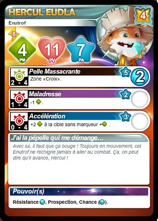 Liste des cartes Français/Anglais/Allemand/Espagnol - Card List French/English/German/Spanish Mmeuiq