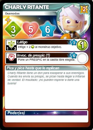 Liste des cartes Français/Anglais/Allemand/Espagnol - Card List French/English/German/Spanish Myxtm4