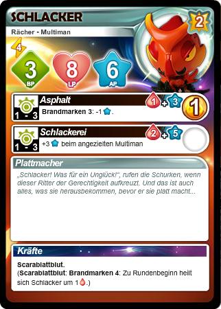 Liste des cartes Français/Anglais/Allemand/Espagnol - Card List French/English/German/Spanish Q8664e