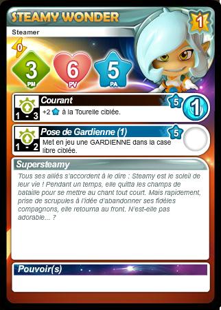 Liste des cartes Français/Anglais/Allemand/Espagnol - Card List French/English/German/Spanish Wbtus1