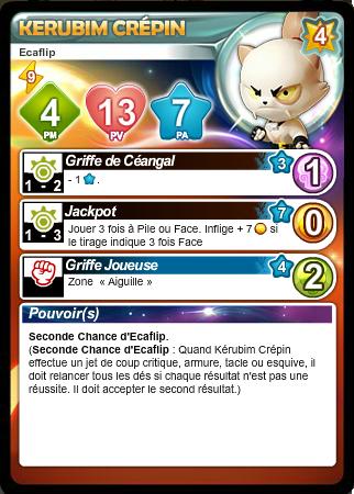 Liste des cartes Français/Anglais/Allemand/Espagnol - Card List French/English/German/Spanish Wtx23g