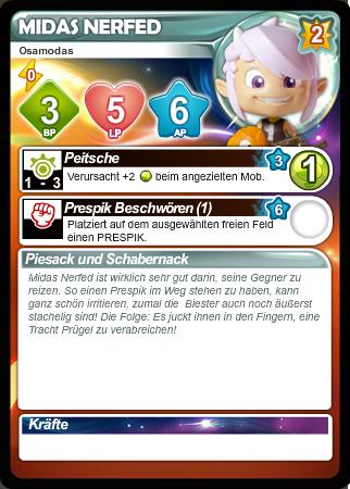 Liste des cartes Français/Anglais/Allemand/Espagnol - Card List French/English/German/Spanish Yve8v3