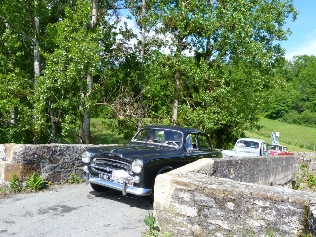 Balade d'Heureux dans le Tarn et Garonne 61tfzg