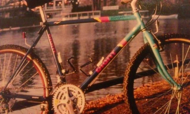 VTT GIANT ESCAPER  1989-93 ? 1989 en fait ! 5fnthb