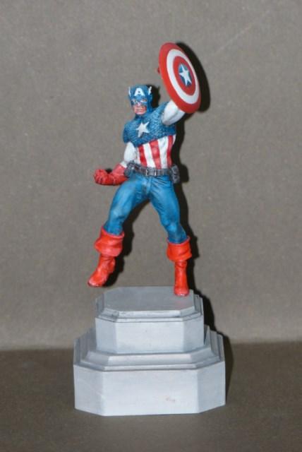 Captain America Knight models 72 mm 9t2igx