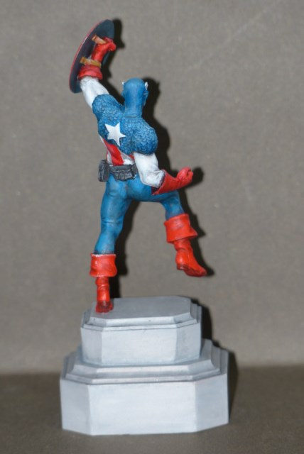 Captain America Knight models 72 mm Dbtiul