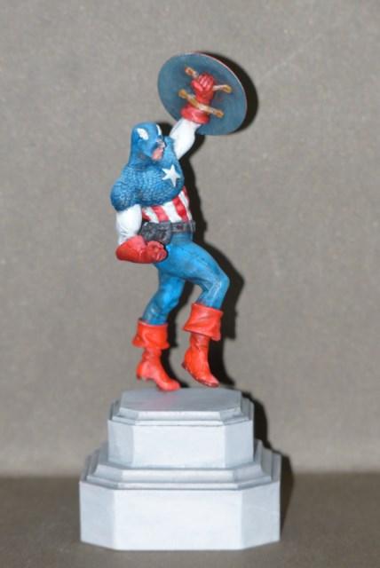 Captain America Knight models 72 mm Etdv76