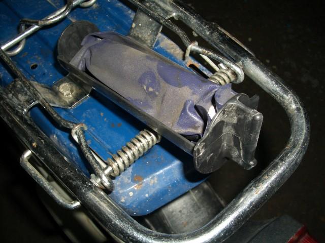 Honda Camino DX  080l5l