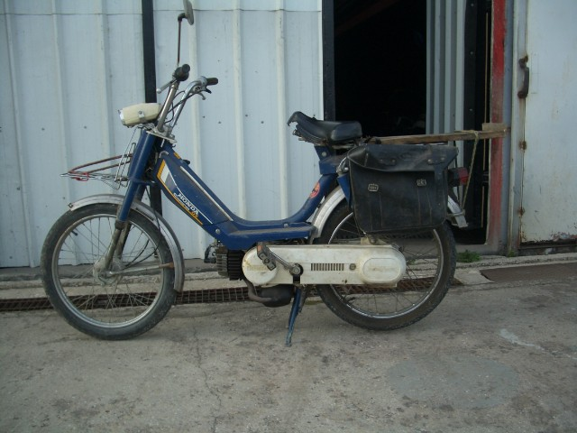 Honda Camino DX  Cgsvpk
