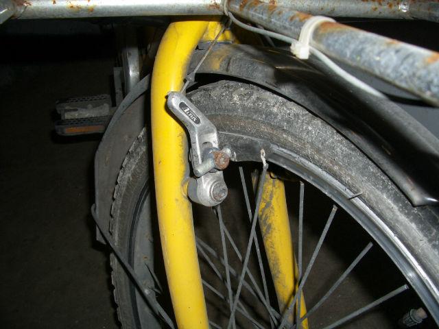 Le vélo du facteur H289ob