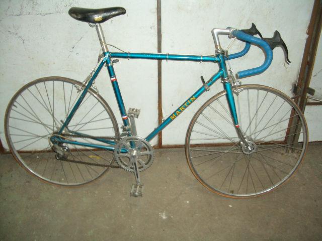 Vélo Martin Kkov3l