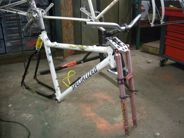 VTT Specialized A1 ground control 1996 Ycdcur