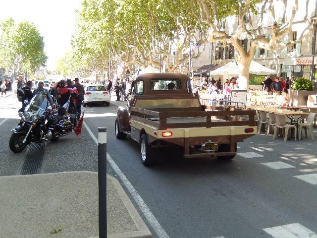 Américan Bike à Beaucaire (30) 91p00d