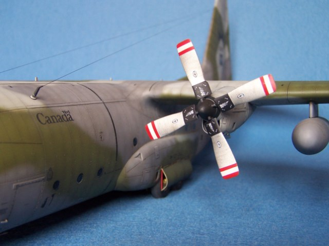 Hercules C-130 H. 2sit7s
