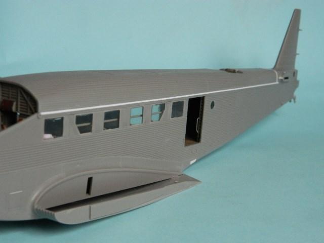 Ju-52. Revell1/48. 78dr3l